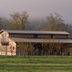 snoqualmie river valley barn